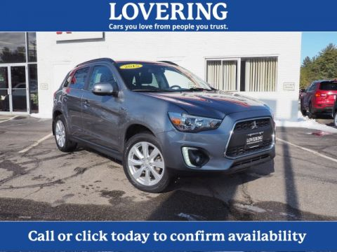 Pre-Owned 2015 Mitsubishi Outlander Sport GT