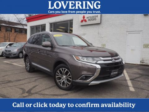 Pre-Owned 2016 Mitsubishi Outlander GT