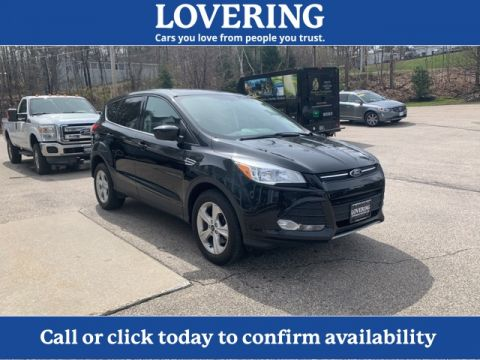 Pre-Owned 2013 Ford Escape SE AWD 4D Sport Utility