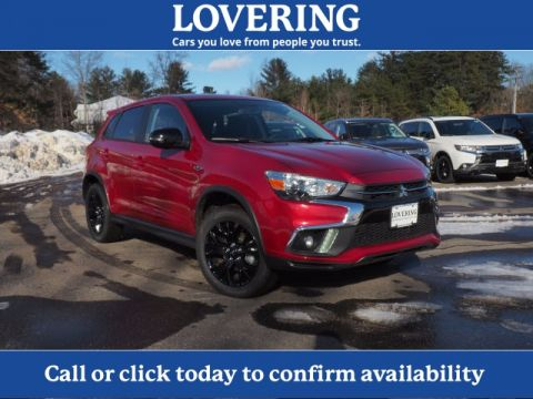 16 New Outlander Sport Models Lovering Mitsubishi In