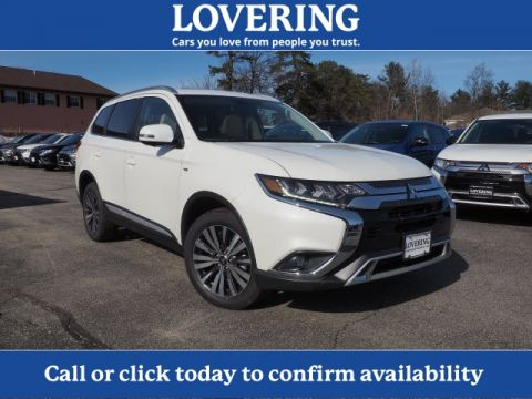 New 2019 Mitsubishi Outlander GT 4WD 4D Sport Utility